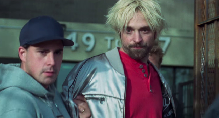 Robert Pattinson-Good Time