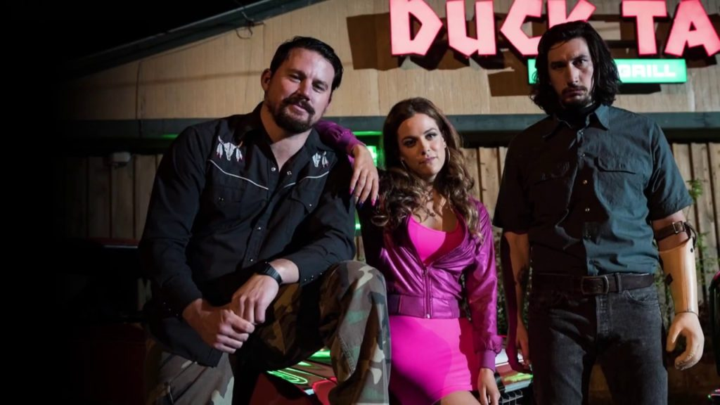 Logan Lucky-review
