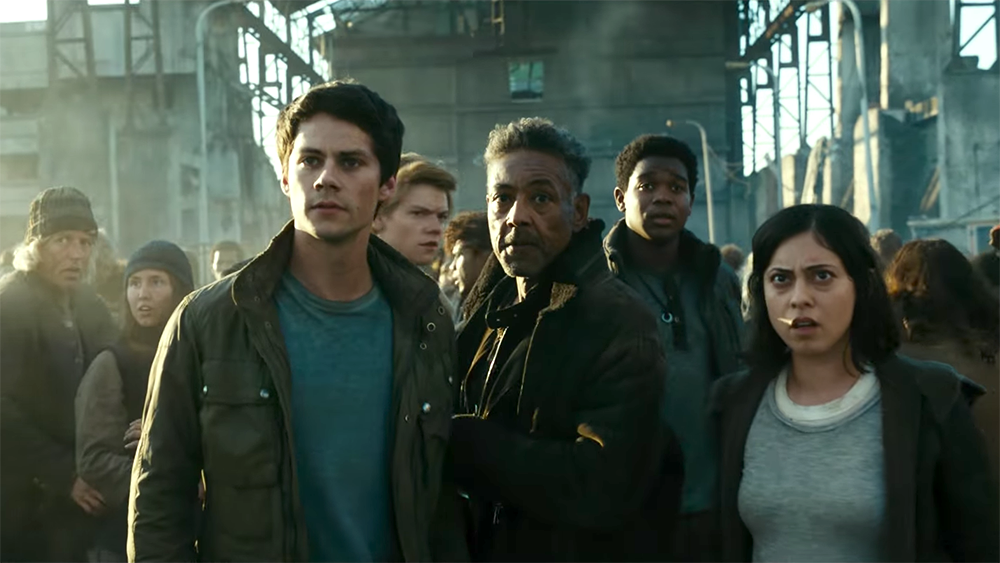 maze runner-review