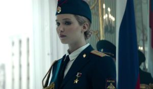 red sparrow-review